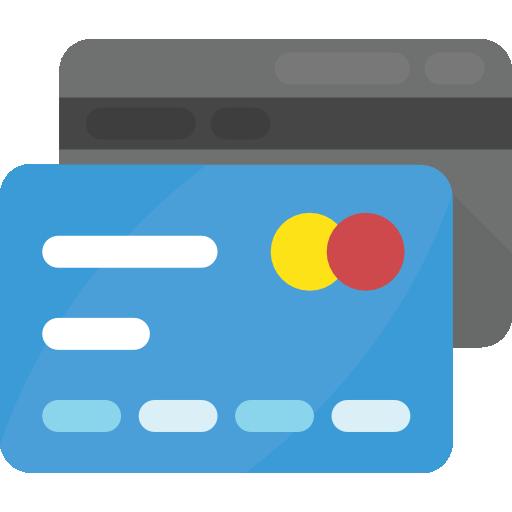 Icono tarjetas de crédito